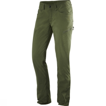 Womens Mid Fjell Q RL Pants