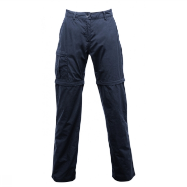 Womens Crossfell II Zip Off Trousers