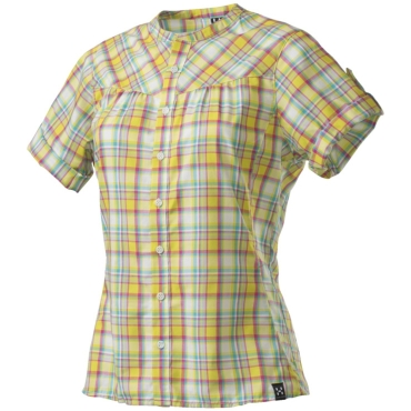 Womens Kaha Q Short Sleeve Shirt
