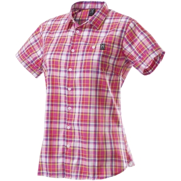 Womens Kili Q Short Sleeve Shirt