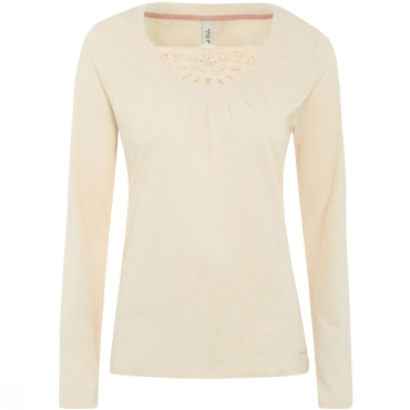 Womens Ersa Long Sleeve Top