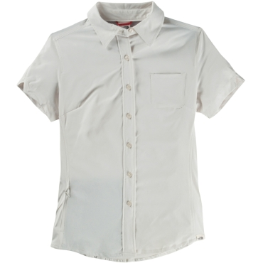 Womens Sabrina Short Sleeve Woven Shirt