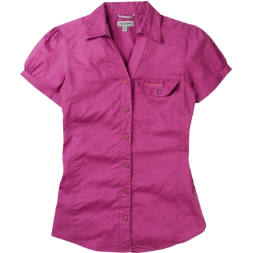 Womens Emilie Linen Shirt