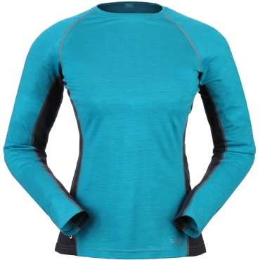 Womens MeCo 120 Long Sleeve Tee