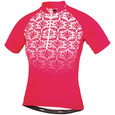 Womens Baroque Short Sleeved Jersey