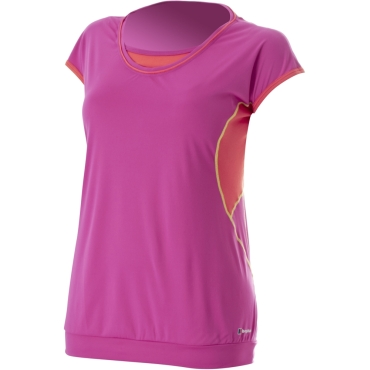Womens Vapour Short Sleeve Crew