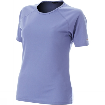 Womens Essential Short Sleeve Crew Neck Base Layer