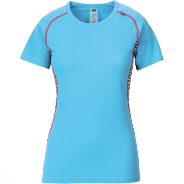 Womens HH Dry Stripe T