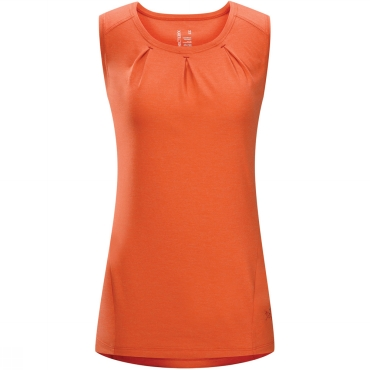 Womens Cassia Sleeveless Top