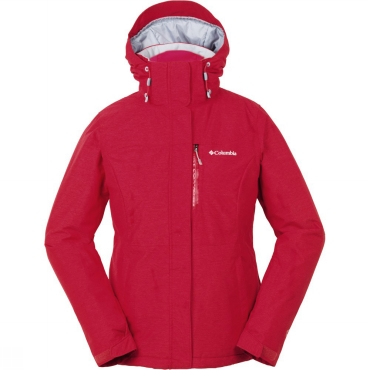 Womens Alpine Action Jacket
