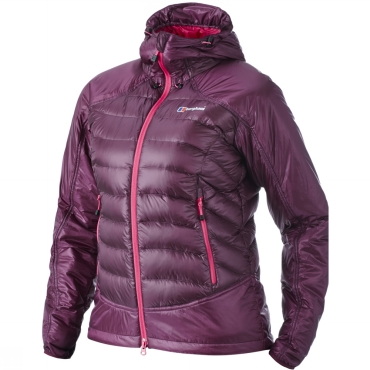Womens Mount Asgard Hybrid Jacket