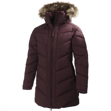 Womens Hilton Down Parka