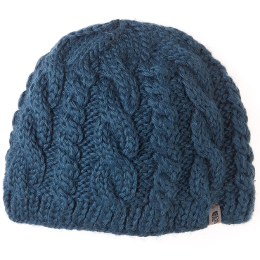 Womens Cable Fish Beanie