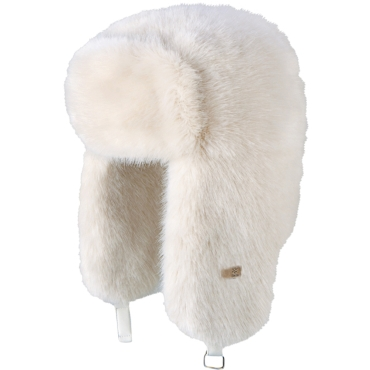 Womens Fur Bomber Hat
