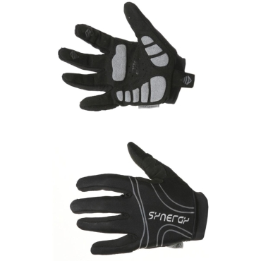 Womens Synergy Progel Full Finger Mitt