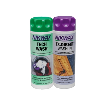 Tech Wash/TX Direct Pack