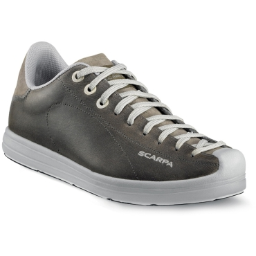 Mens Visual Leather Shoe