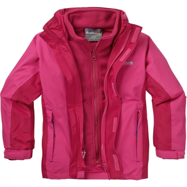 Girls Luca II 3in1 Jacket