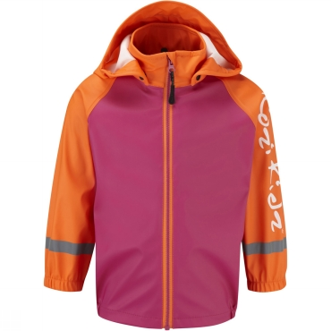 Kids Rain Jacket Unlined