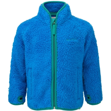 Boys Softpile Zip Up Jacket