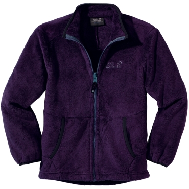 Girls Soft Asylum Fleece Jacket