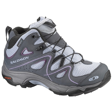 Trax Mid WP Kids Shoe