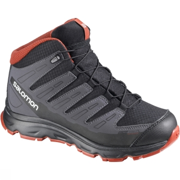 Kids Synapse Mid CS Waterproof Boot