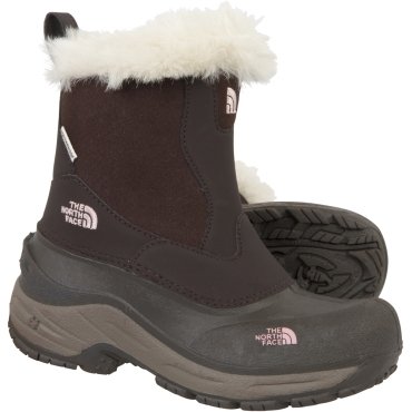 Girls Greenland Zip Junior Boot