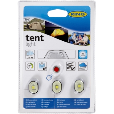 3 LED Tent Light