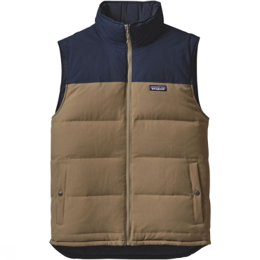 Mens Reversible Bivy Down Vest