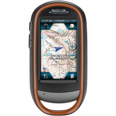 Explorist 710 GPS Full GB 1:50K Bundle