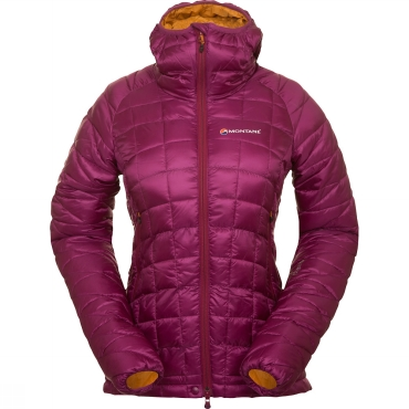 Womens Hi-Q Luxe Jacket