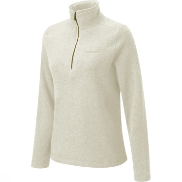 Womens Fortuna Half Zip