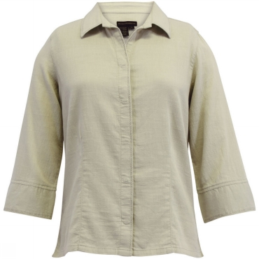 Womens Cool Mesh 3/4 Sleeve Shirt