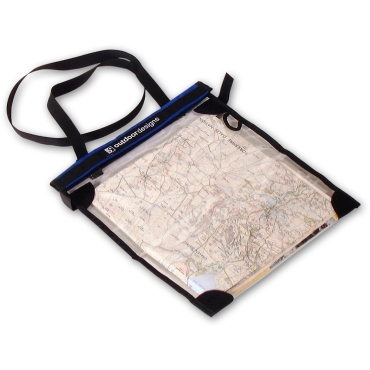 Meridian Map Case