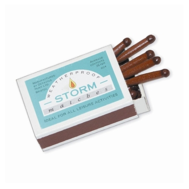 Waterproof Storm Matches