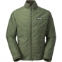 Buffalo Mens Belay Jacket Olive Green