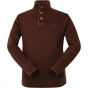 Product image of Weird Fish Mens Oka Sweater Pinot Red