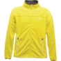 Regatta Mens Stanton II Fleece Neon Spring / Seal Grey