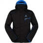 Product image of Salomon Mens Express Jacket 2015 Black/Union Blue