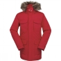 Didriksons Mens Shelter Parka Red 9963