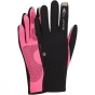 Product image of Ronhill Sirocco Glove Black/Fluo Pink