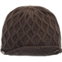 Product image of The North Face Womens Side Cable Beanie Graphite Grey