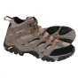 Product image of Merrell Mens Moab Mid GTX Boot Walnut
