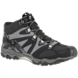 Product image of Merrell Mens Grassbow Mid Sport Gore-Tex Boot Black/Silver