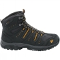 Product image of Jack Wolfskin Mens MTN Storm Texapore Mid Boot Burly Yellow