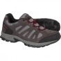 Product image of Hi-Tec Mens Alto WP Shoe Charcoal/Steel Grey/Red