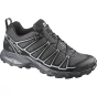 Salomon Mens X Ultra Prime Shoe Asphalt / Black / Aluminium