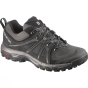 Salomon Mens Evasion LTR Shoe Black/Autobahn/Pewter