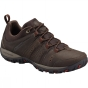 Columbia Mens Woodburn II Plus Shoe Cordovan / Gypsy